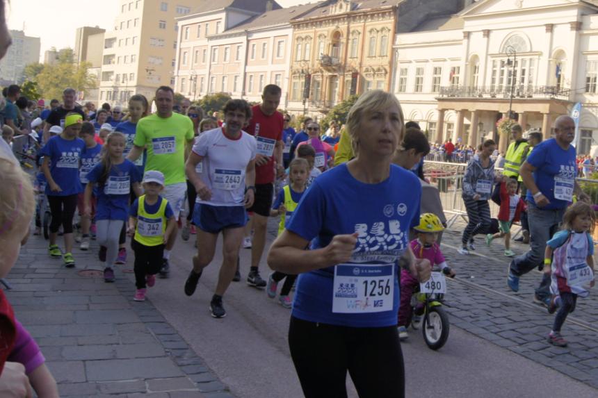 Equipo de corredores de la compañía Telegrafia participó en la edición 93 de la Maratón Internacional de la Paz
