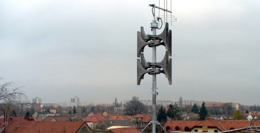 Sirenas construidas en el marco del SEHIS –  Sistema Nacional Eslovaco de Alerta Temprana y Notificación –  Proteger el Barrio Viejo de Bratislava