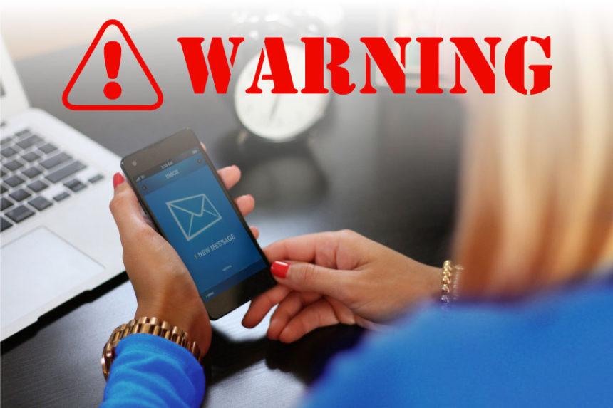 Alerta en masa vía SMS – ¿Buena idea o no?