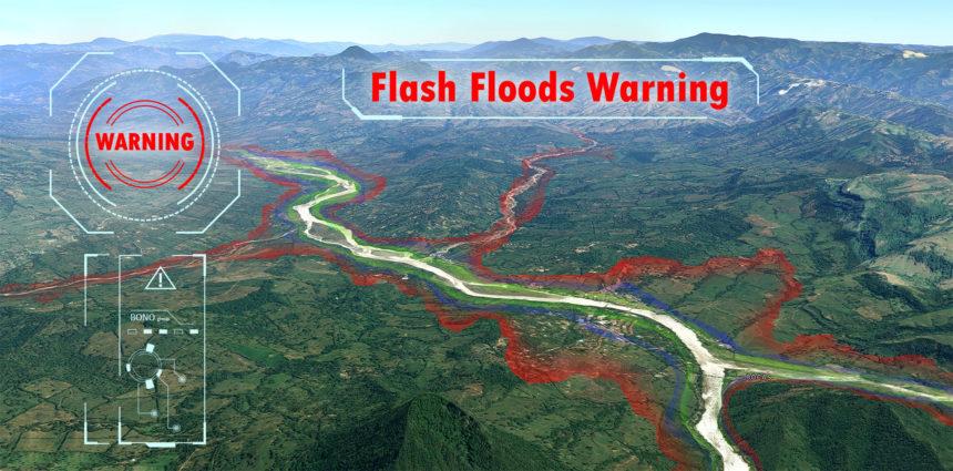 17 sirenas Bono instaladas en la ribera del río Cauca