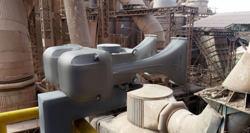 Sistema de alertamiento industrial en planta de producción