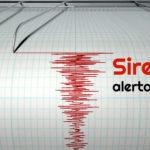 Las sirenas alertan segundos antes de la llegada del terremoto en Chiapas y Oaxaca, México