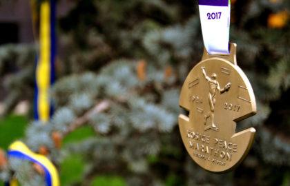 Telegrafia vuelve a participar en la Maratón Internacional de la Paz de Košice