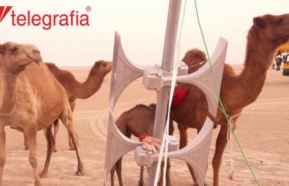 Poniendo en operación las sirenas en Kuwait: desde el punto de vista de nuestros compañeros