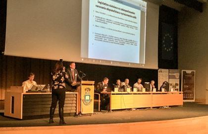 Telegrafia en la Conferencia Internacional sobre PROTECCIÓN CIVIL – Salvamento médico en labores de protección de la población 2018