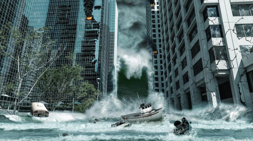 Los 10 tsunamis más devastadores del mundo de toda la historia