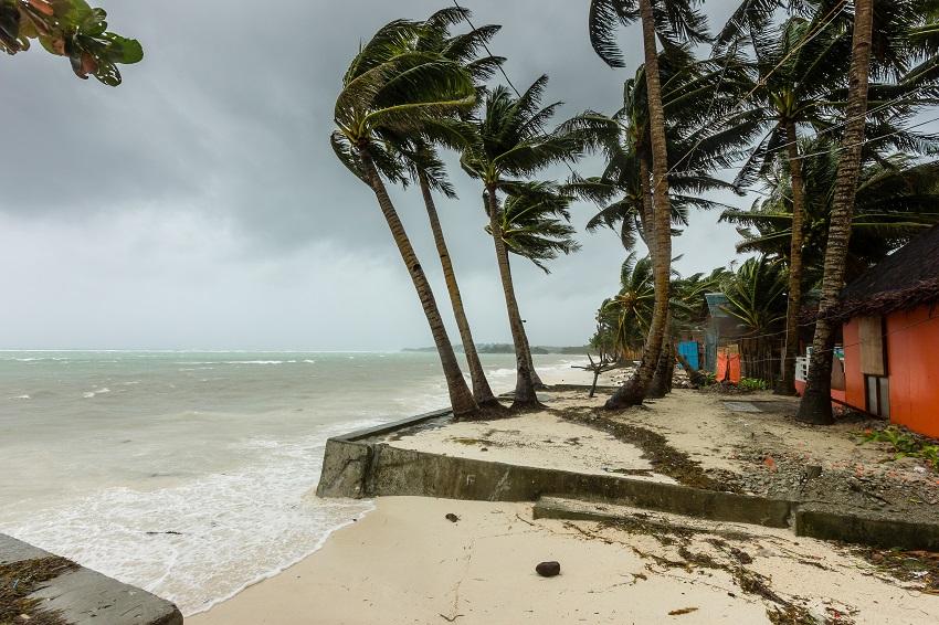 sistema de alerta de huracanes