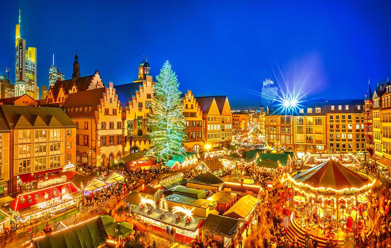 Seguridad en los mercados navideños