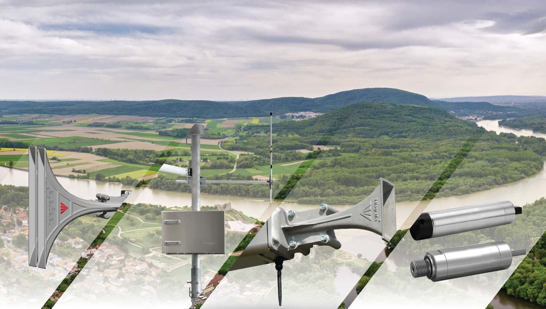 ¿Sistemas de alerta y megafonía combinados?