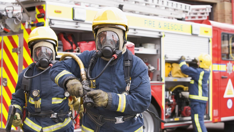 La automatización permite trabajar a los cuerpos de bomberos con mayor eficiencia