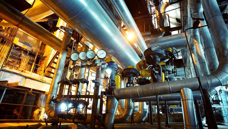 Sistemas de alerta a modo de necesidad para la industria química