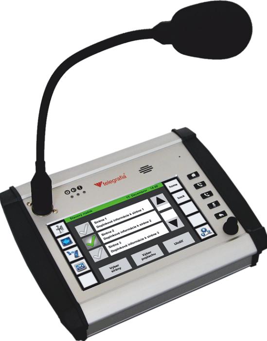 operadores control panel OCP16