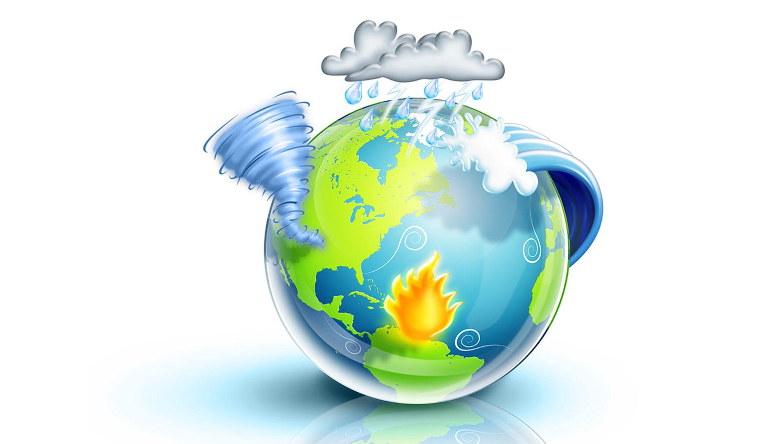 Número creciente de desastres naturales
